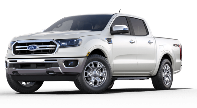 New 2019 Ford Ranger Lariat Truck for sale near San Angelo